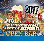 Capodanno Piper Club 2017